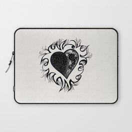 """If I Had A Heart, This Is What It Would Look Like"" Laptop Sleeve"