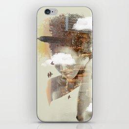 New York City dreaming iPhone Skin