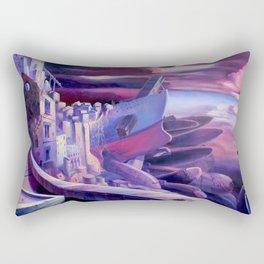 The Lord of Smegma Rectangular Pillow