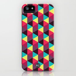 Isometrix 018 iPhone Case
