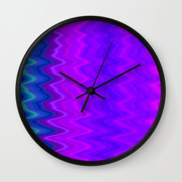Pattern4 Wall Clock
