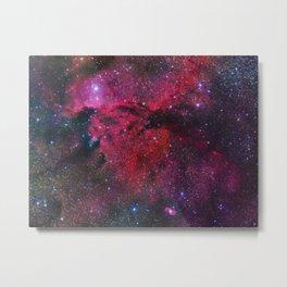 The Dragons of Ara, Rim Nebula, NGC 6164 Metal Print