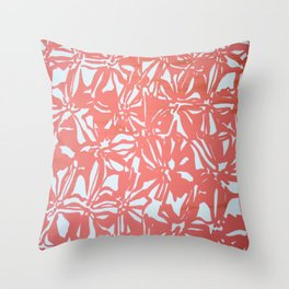 Fire - Wild Veda Throw Pillow