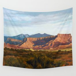 Moab Summer Evening Wall Tapestry