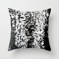 river Throw Pillows featuring River by David Bastidas