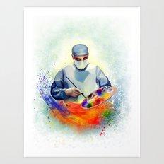 The Art of Medicine Art Print
