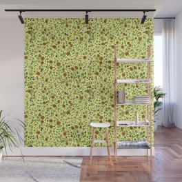 For the Love of Tea Wall Mural