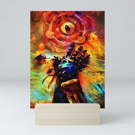 Colorful Stone Mini Art Print