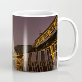 Burj Khalifa sunset Coffee Mug