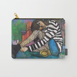 Downtown Harlem (Who Knows) Carry-All Pouch
