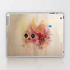 Outerspace Rock`n´Roll Unicorn Laptop & iPad Skin
