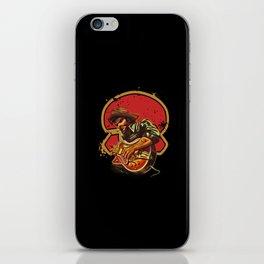 mccree iPhone Skin