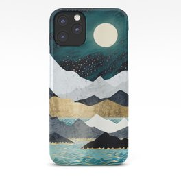 Ocean Stars iPhone Case