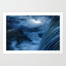Waterfall Art Print