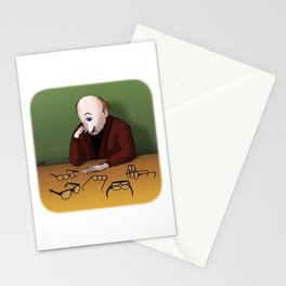 Cyclops Dilemma Stationery Cards