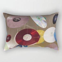 Press Play Rectangular Pillow