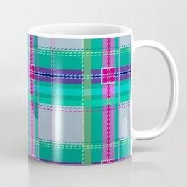 Ugh Plaid Coffee Mug
