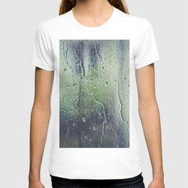 WATER - WINDOW - RAIN - FOCUS - PHOTOGRAPHY T-shirt
