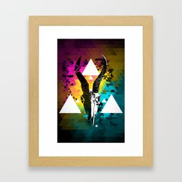 No. 1 Framed Art Print