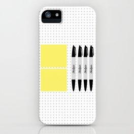 UX Design Toolkit iPhone Case
