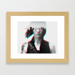 Mirror's Edge Catalyst v3 Framed Art Print
