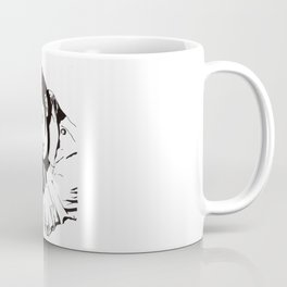 In Black & White IV Coffee Mug