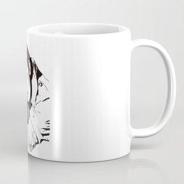 In Black & White IV Coffee Mug