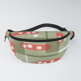 Abstract no2 Fanny Pack