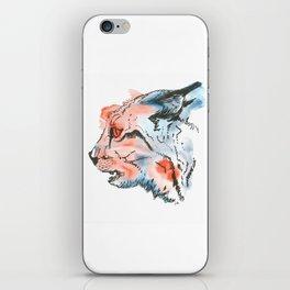 Lynx iPhone Skin