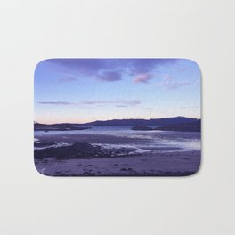 Sunset at  Loch Eil Bath Mat