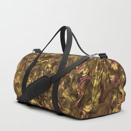 Abalone Shell | Paua Shell | Orange Tint Duffle Bag