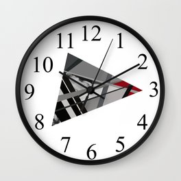 Venus of Triangle Wall Clock