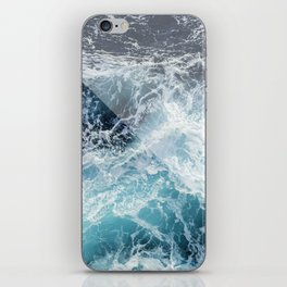 the Pacific Ocean iPhone Skin