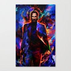 keanu reeves Canvas Print