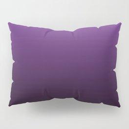 Violet Gradient Pillow Sham