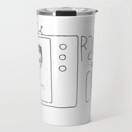 Rachel (Maddow) and Chill Travel Mug