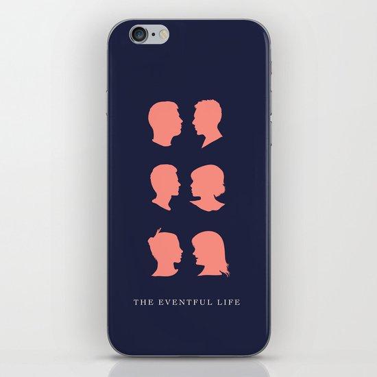 The Eventful Life iPhone & iPod Skin