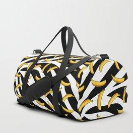 Zebra & Bananas Duffle Bag