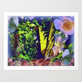 Faith Of A Mustard Seed Art Print