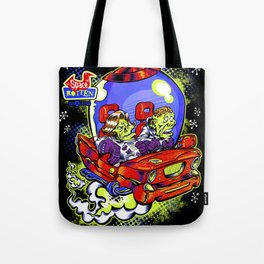 Space Rotten Tote Bag
