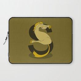 Monogram S Pony Laptop Sleeve