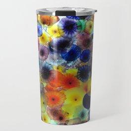 Aqua Flora Travel Mug