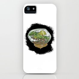 A Forrest out There iPhone Case