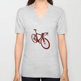 Bicycle - bike - cycling Unisex V-Neck