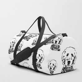 Goldendoodle Dog Gifts Duffle Bag