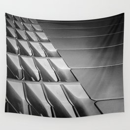 Unpredictable Perspectives Wall Tapestry