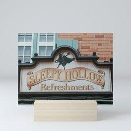 Sleepy Hollow Mini Art Print