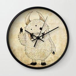 monstruo  Wall Clock