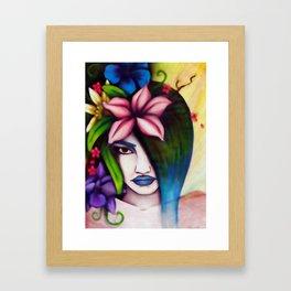 Mãe Natureza Framed Art Print