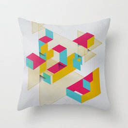 Nothing new 2 Throw Pillow